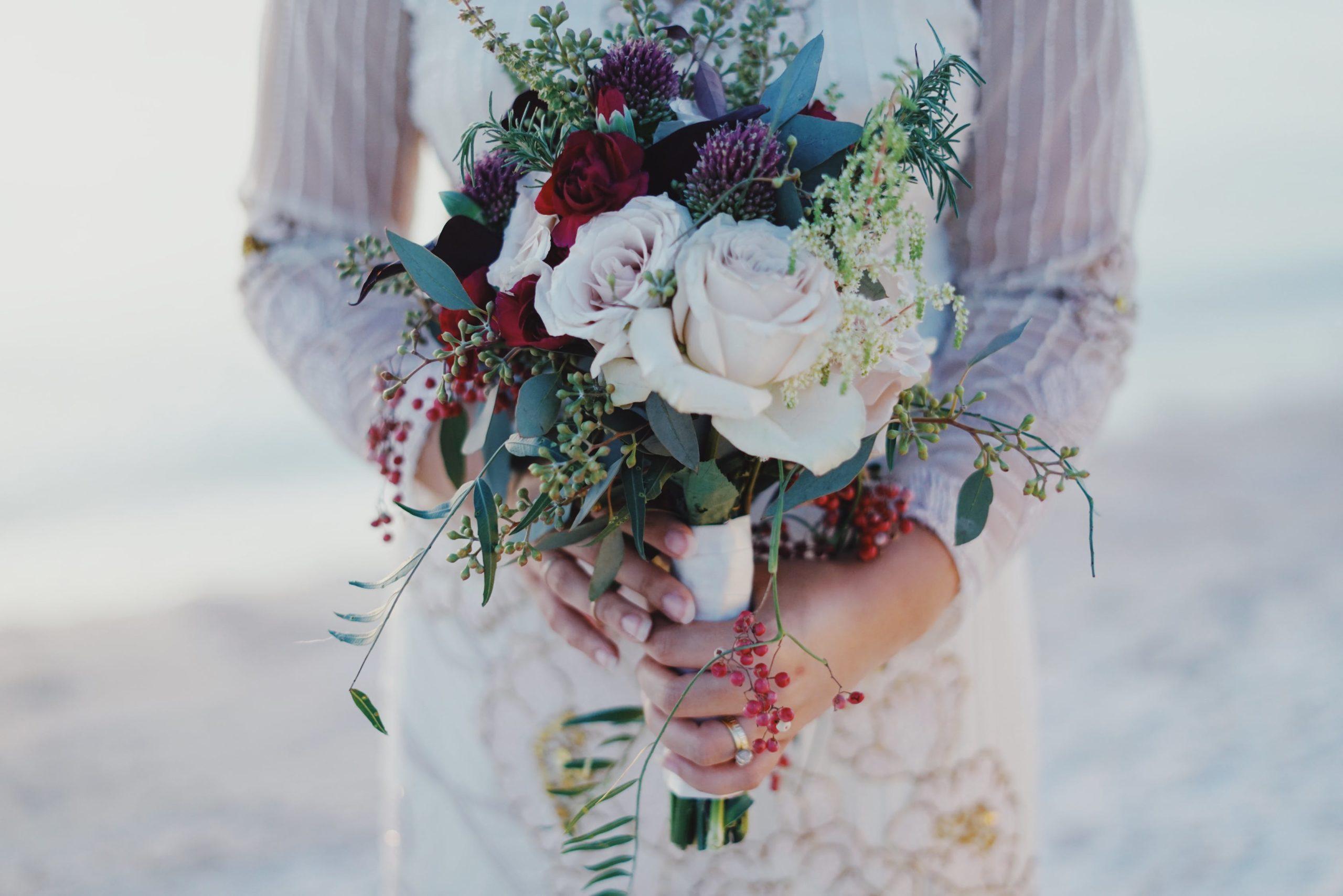 Un'incantevole sposa d'inverno